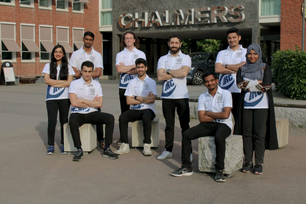 Team CIRC welcomes you to Chalmers!